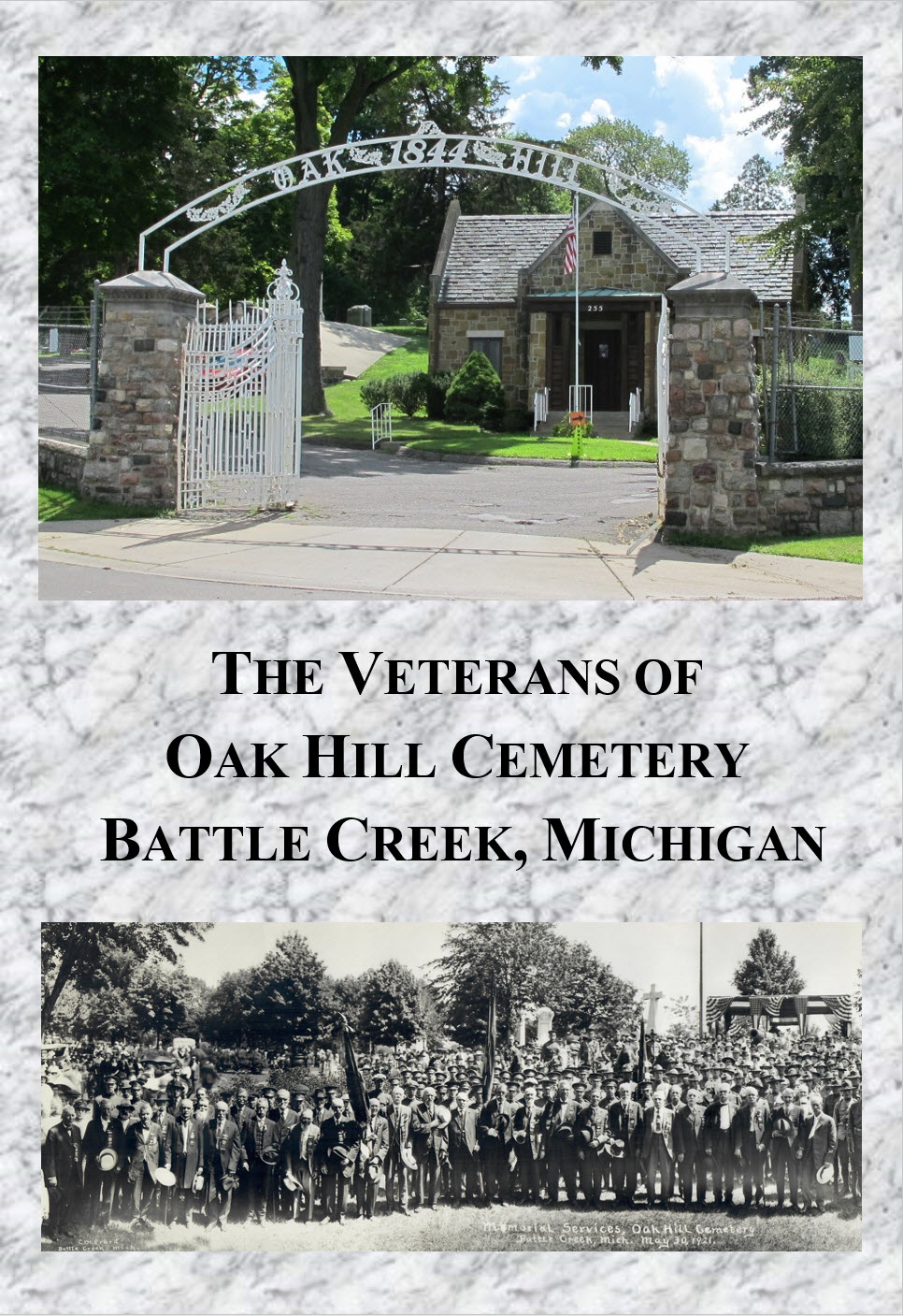 Veterans of Oak Hill Cemetery