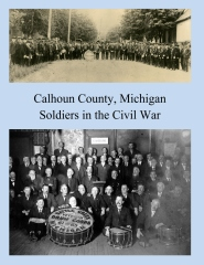 Calhoun County, Michigan: Soldiers in the Civil War